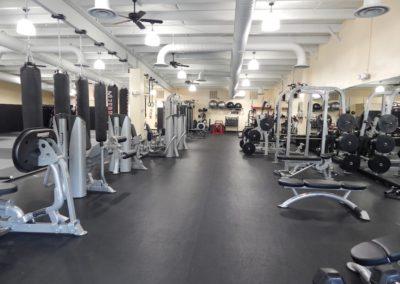 Uzcategui Brazilian Jiu Jitsu gym view, Wilmington NC